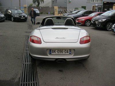 occasion Porsche Boxster Boxster(987) 2.7 Tiptronic S