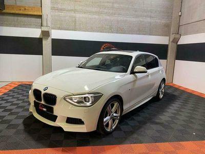occasion BMW 118 d PACK M SPORT 143 cv BVA8