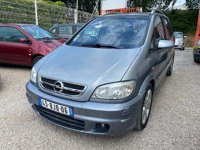 occasion Opel Zafira (2.2 DTI - 125 Design Edition)