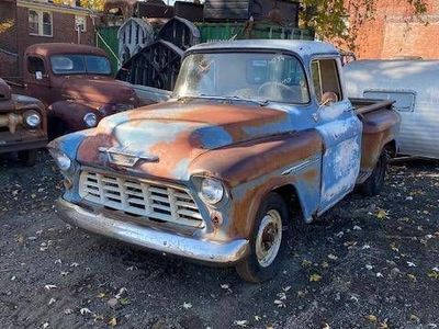 occasion Chevrolet Pick-Up 3100Half ton short bed 1955 a restaurer prix tout compris