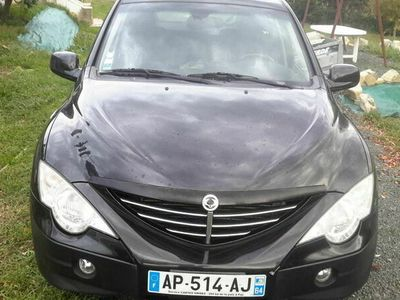 occasion Ssangyong Actyon 200 XDi Luxe A