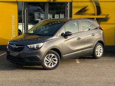 occasion Opel Crossland X CROSSLAND X1.5 D 102 Edition Carplay Clim Gtie 1 an
