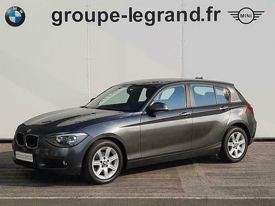 occasion BMW 114 Serie 1 i 102ch Lounge 3p