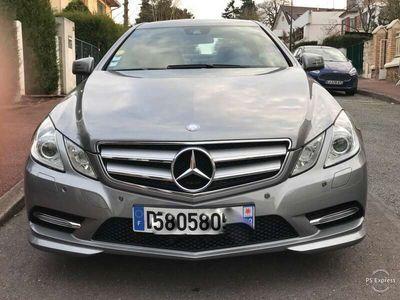 occasion Mercedes E250 Classe Coupé CDI Executive A