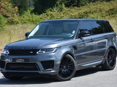 occasion Land Rover Range Rover Sport Range Sport 3.0 Sdv6 306ch Autobiography Dynamic Mark Vii