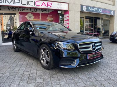 occasion Mercedes E220 CLASSE9-G Tronic AMG Line