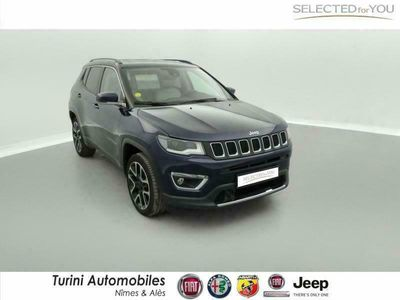 occasion Jeep Compass 1.6 MultiJet II 120ch Limited Tech 7 4x2 Euro6d-T