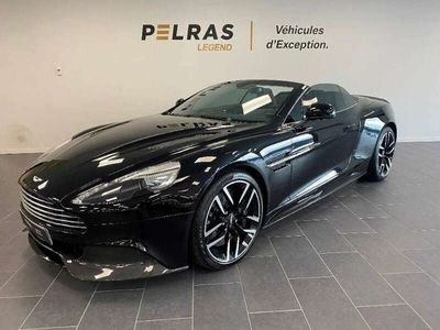 occasion Aston Martin Vanquish Volante V12 5.9 570ch Touchtronic III