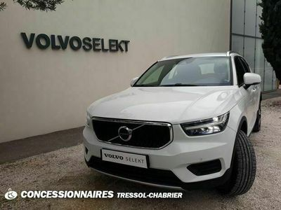 occasion Volvo XC40 D4 AWD AdBlue 190 ch Geartronic 8 Momentum