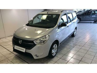 occasion Dacia Lodgy TCe 115 7 places Silver Line