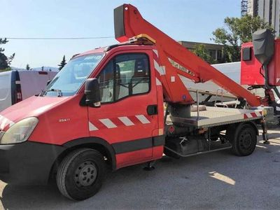 occasion Iveco Daily 35s11 nacelle