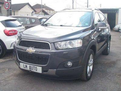 occasion Chevrolet Captiva (2) 2.2 VCDI 163 LT+ BVA