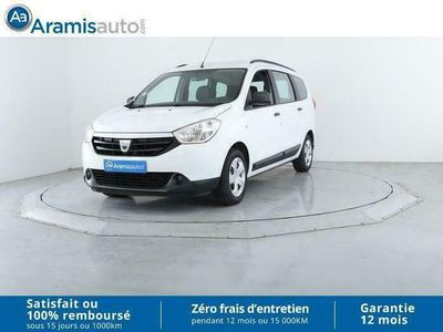 occasion Dacia Lodgy Silver Line 1.2 TCe 115 BVM5