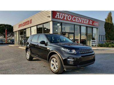 occasion Land Rover Discovery Sport BVA 2.0 TD4 150 SE CUIR Diesel