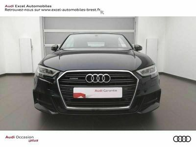 occasion Audi A3 Cabriolet Design Luxe 2.0 TFSI quattro 140 kW (190 ch) S tronic