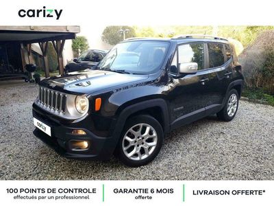 occasion Jeep Renegade Renegade1.4 I MultiAir S&S 140 ch Limited