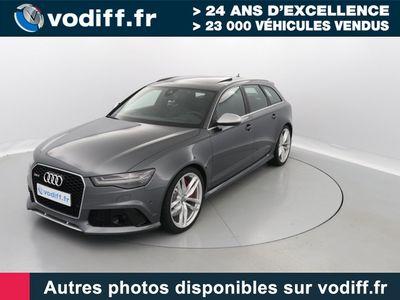 occasion Audi RS6 BREAK 4.0 TFSI QUATTRO 560 CV TIPTRONIC