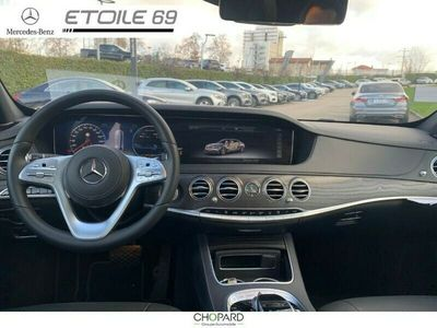 occasion Mercedes S350 Classed 286ch Fascination L 9G-Tronic Euro6d-T