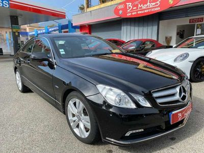 occasion Mercedes E350 Classe Coupé CDI BlueEfficiency Executive A