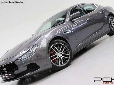 occasion Maserati Ghibli S Q4 3.0 V6 Bi-Turbo 410cv
