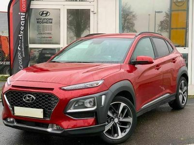 occasion Hyundai Kona 1.0 T-GDi 120 FAP Executive Gps Camera