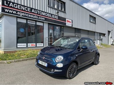 occasion Fiat 500C CABRIOLET 69 CH LOUNGE START AND STOP