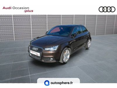 occasion Audi A1 S line 2.0 TDI 105 kW (143 ch) 6 vitesses