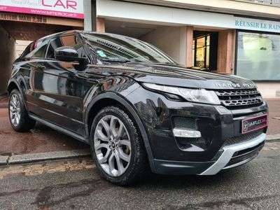 occasion Land Rover Range Rover evoque COUPE Dynamic 240