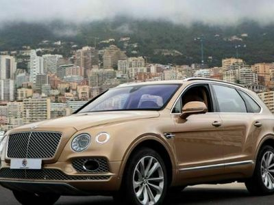 occasion Bentley Bentayga 6.0 W12 608ch