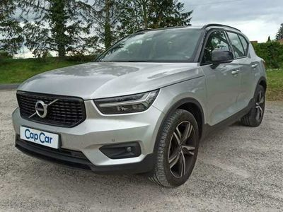 occasion Volvo XC40 R-Design - D4 AdBlue 190 AWD Geartronic 8