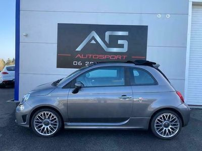 occasion Fiat 500 Abarth 500 cabriolet 13.4 T-JET 145 CV