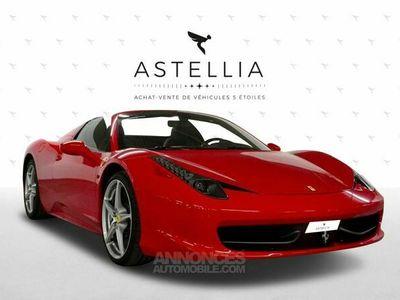 occasion Ferrari 458 spider Italia