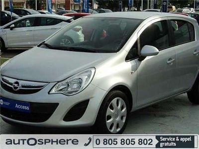 occasion Opel Corsa 1.3 CDTI75 FAP Graphite 5p