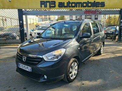 occasion Dacia Lodgy 1.2 TCE 115CH AMBIANCE 7 PLACES
