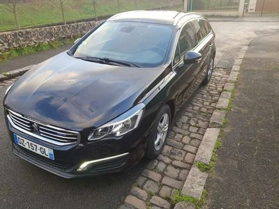 occasion Peugeot 508 SW 1.6 BlueHDi 120ch S