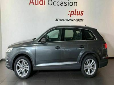 occasion Audi Q7 3.0 V6 TDI Clean Diesel 272 Tiptronic 8 Quattro 5pl S line