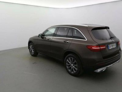 occasion Mercedes GLC250 d 9G-Tronic 4Matic, Fascination