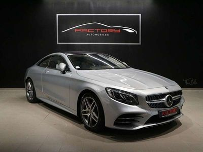 occasion Mercedes 450 CLASSE S COUPE 1ERE MAIN FULL OPTIONS AMG LINE 4M