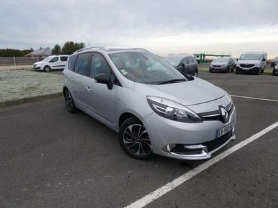 occasion Renault Grand Scénic II 1.5 dCi 110ch Bose EDC Euro6 7 places 2015