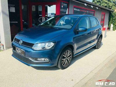 occasion VW Polo - 1.2 TSI BleuMOTION 90cv 5 PORTES - Bleu clair