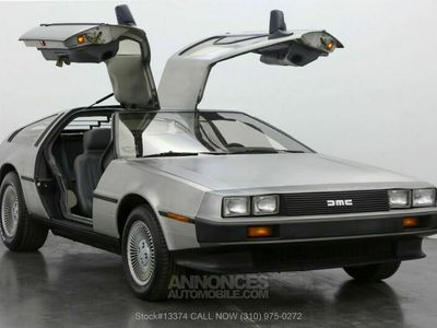 occasion De Lorean DMC-12 1981
