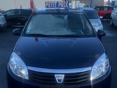 occasion Dacia Sandero Lauréate 1.4 MPI 75 GPL eco2