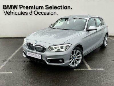 occasion BMW 116 SERIE 1 Serie 1 dA 116ch UrbanChic 5p