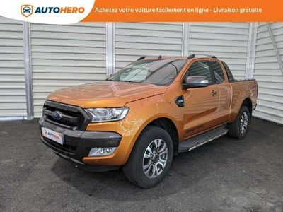 occasion Ford Ranger 3.2 TDCi Double Cabine Wildtrak 200 ch