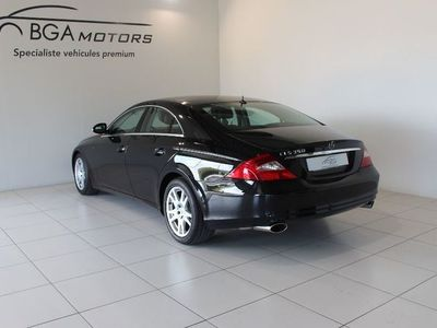occasion Mercedes 350 Classe Cls Classe Cls (w219)Cgi 7G Tronic