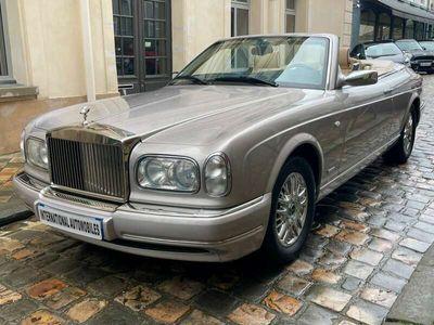 """occasion Rolls Royce Corniche V """"Last of Line"""""""