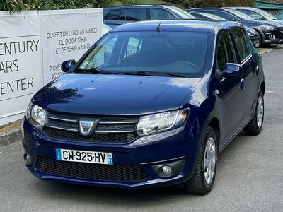 occasion Dacia Sandero 1.2 16v 75ch Lauréate
