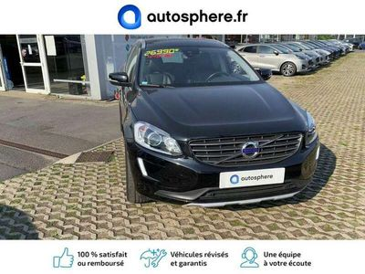 occasion Volvo XC60 D3 150ch Summum Geartronic