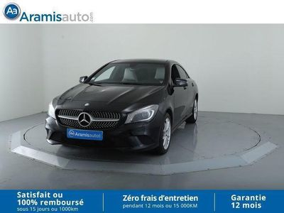 occasion Mercedes 200 CLA Fascination7-G DCT 156