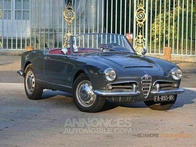 occasion Alfa Romeo Giulia Spider 1600